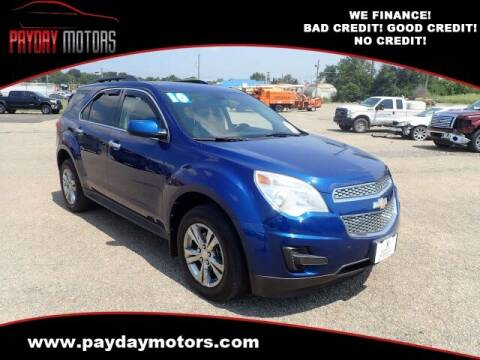 2010 Chevrolet Equinox for sale at Payday Motors in Wichita KS