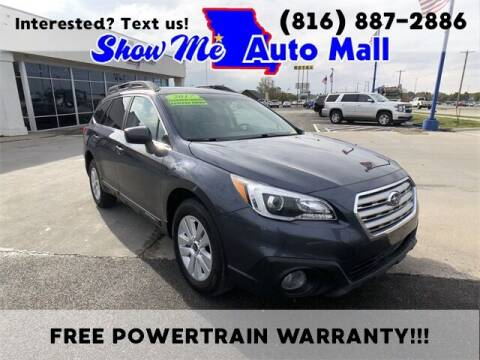2017 Subaru Outback for sale at Show Me Auto Mall in Harrisonville MO