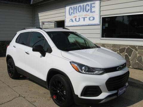 2018 Chevrolet Trax for sale at Choice Auto in Carroll IA