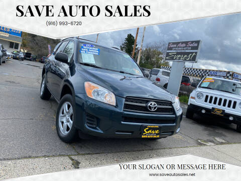 2010 Toyota RAV4 for sale at Save Auto Sales in Sacramento CA