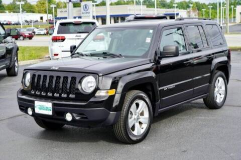 2016 Jeep Patriot for sale at Preferred Auto Fort Wayne in Fort Wayne IN