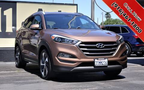 2016 Hyundai Tucson for sale at H1 Auto Group in Sacramento CA