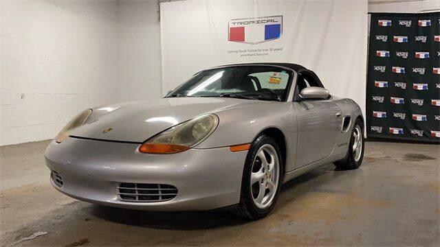 2000 Porsche Boxster for sale in Miami, FL
