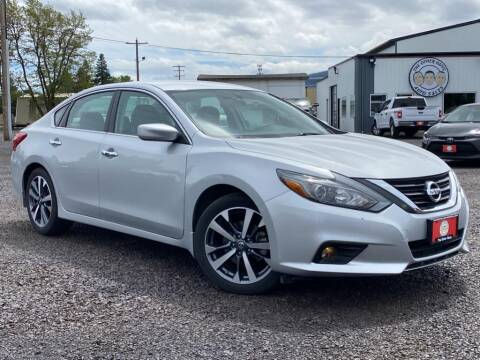 2016 Nissan Altima for sale at The Other Guys Auto Sales in Island City OR