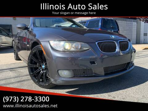 2008 BMW 3 Series for sale at Illinois Auto Sales in Paterson NJ