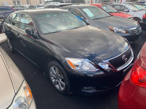 2011 Lexus GS 350 for sale at Park Avenue Auto Lot Inc in Linden NJ