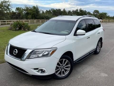 2015 Nissan Pathfinder for sale at Deerfield Automall in Deerfield Beach FL