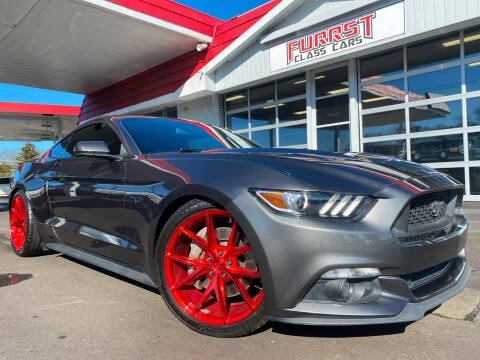 2015 Ford Mustang for sale at Furrst Class Cars LLC  - Independence Blvd. in Charlotte NC