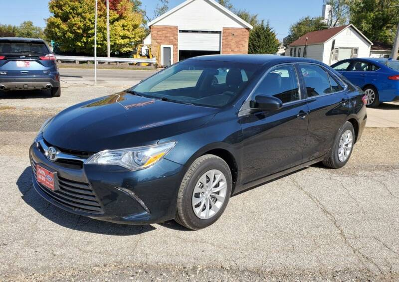 2017 Toyota Camry for sale at Union Auto in Union IA