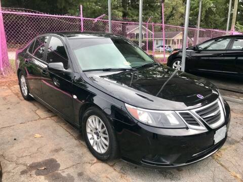 2011 Saab 9-3 for sale at Fast and Friendly Auto Sales LLC in Decatur GA