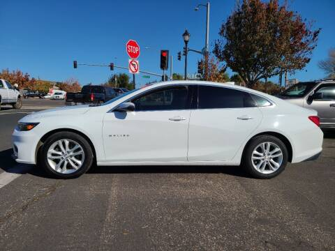2017 Chevrolet Malibu for sale at Coast Auto Sales in Buellton CA