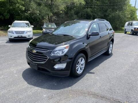 2016 Chevrolet Equinox for sale at Ryan Brothers Auto Sales Inc in Pottsville PA