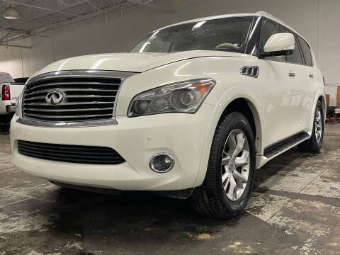 2011 Infiniti QX56 for sale at Paley Auto Group in Columbus OH