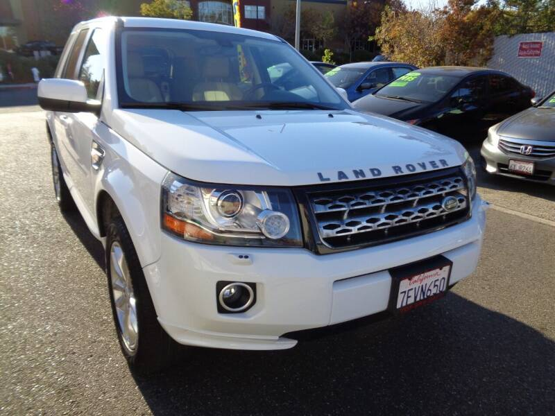 2014 Land Rover LR2 for sale at NorCal Auto Mart in Vacaville CA