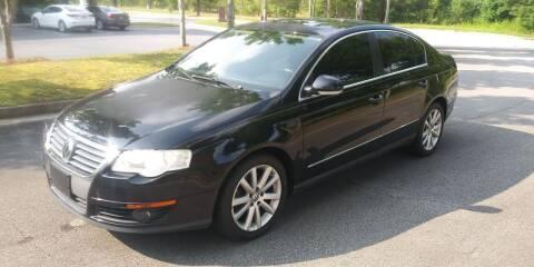 2006 Volkswagen Passat for sale at Georgia Fine Motors Inc. in Buford GA
