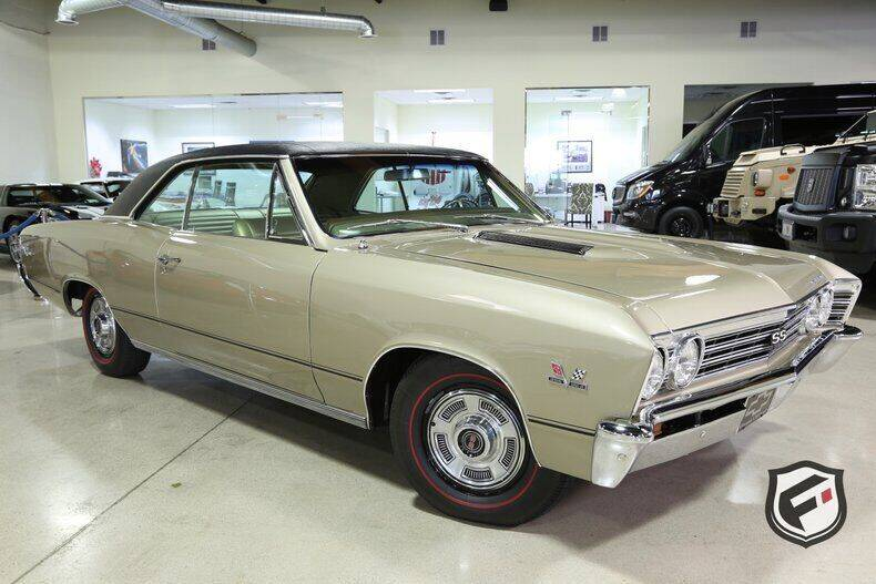 1967 Chevrolet Chevelle for sale in Chatsworth, CA