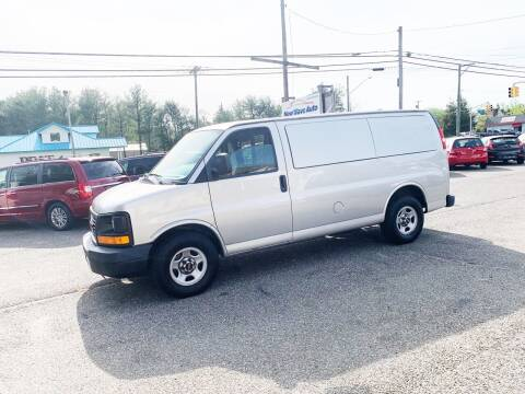 2007 GMC Savana Cargo for sale at New Wave Auto of Vineland in Vineland NJ