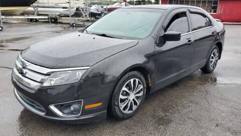 2010 Ford Fusion for sale at GA Auto IMPORTS  LLC in Buford GA