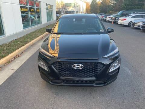 2020 Hyundai Kona for sale at Pleasant Auto Group in Chantilly VA