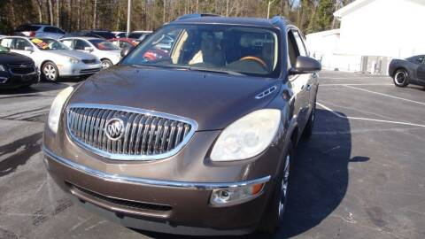 2009 Buick Enclave for sale at Glory Motors in Rock Hill SC