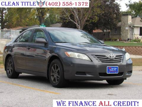 2007 Toyota Camry for sale at NY AUTO SALES in Omaha NE