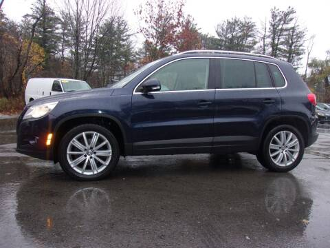 2011 Volkswagen Tiguan for sale at Mark's Discount Truck & Auto Sales in Londonderry NH