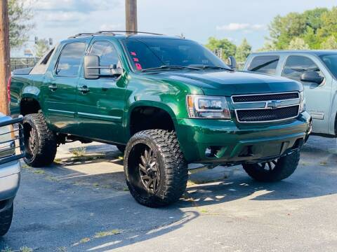 2007 Chevrolet Avalanche for sale at University Auto Sales of Little Rock in Little Rock AR