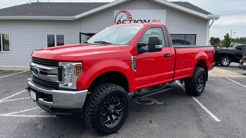 2018 Ford F-350 Super Duty for sale at Action Motor Sales in Gaylord MI