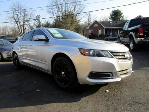 2017 Chevrolet Impala for sale at American Auto Group Now in Maple Shade NJ