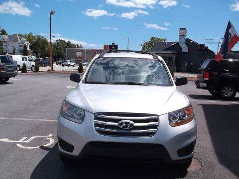 2012 Hyundai Santa Fe for sale at sharp auto center in Worcester MA