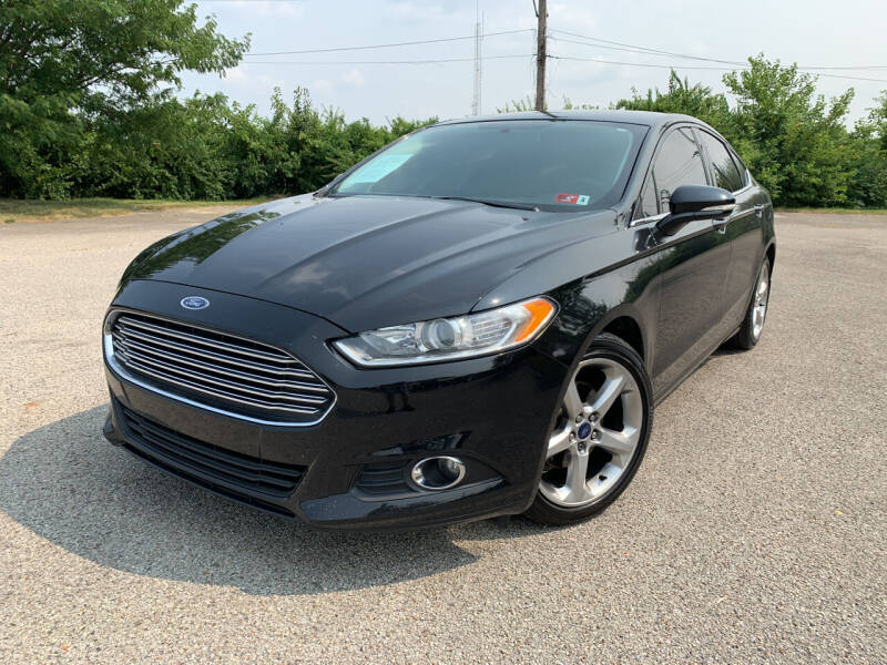2016 Ford Fusion for sale at Craven Cars in Louisville KY