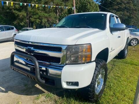 2008 Chevrolet Silverado 1500 for sale at Southtown Auto Sales in Whiteville NC