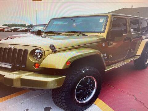 2007 Jeep Wrangler Unlimited for sale at Story Brothers Auto in New Britain CT