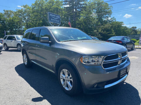 2013 Dodge Durango for sale at Jimmy Jims Auto Sales in Tabernacle NJ