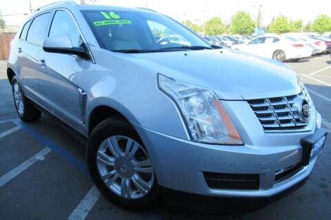2016 Cadillac SRX for sale at Choice Auto & Truck in Sacramento CA