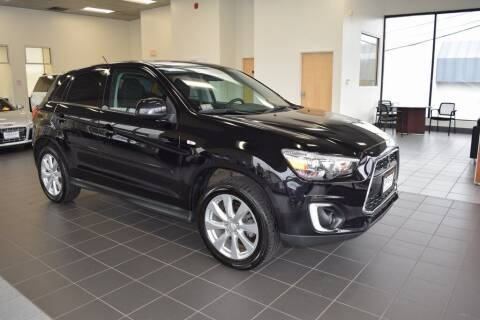 2015 Mitsubishi Outlander Sport for sale at BMW OF NEWPORT in Middletown RI