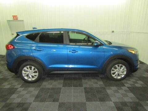 2020 Hyundai Tucson for sale at Michigan Credit Kings in South Haven MI