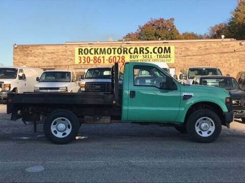 2009 Ford F-350 Super Duty for sale at ROCK MOTORCARS LLC in Boston Heights OH