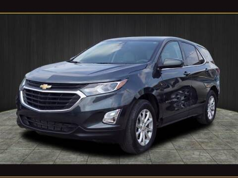 2020 Chevrolet Equinox for sale at Credit Connection Sales in Fort Worth TX
