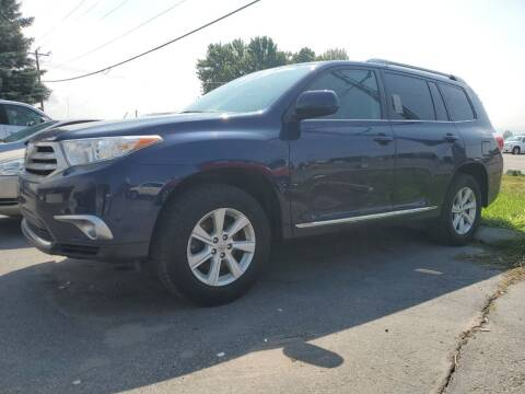 2012 Toyota Highlander for sale at Revolution Auto Group in Idaho Falls ID