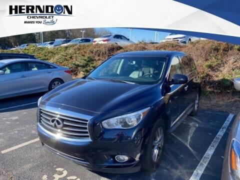 2015 Infiniti QX60 for sale at Herndon Chevrolet in Lexington SC