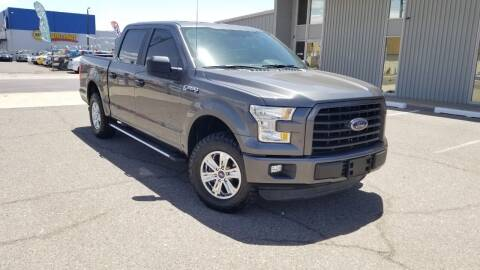 2015 Ford F-150 for sale at EXPRESS AUTO GROUP in Phoenix AZ