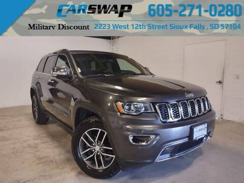 2018 Jeep Grand Cherokee for sale at CarSwap in Sioux Falls SD