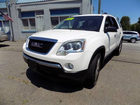 2010 GMC Acadia for sale at Pro-Motion Motor Co in Lincolnton NC