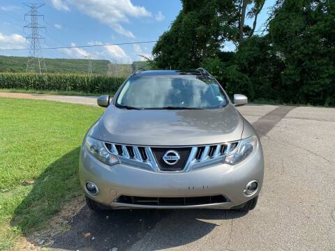 2010 Nissan Murano for sale at Tennessee Valley Wholesale Autos LLC in Huntsville AL