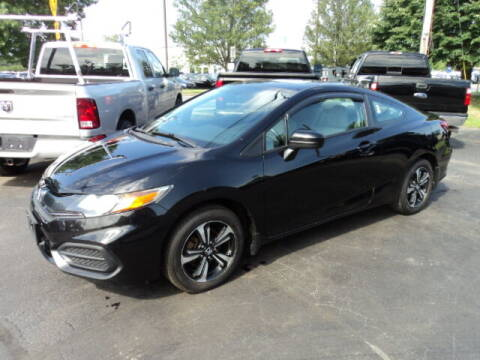 2015 Honda Civic for sale at BATTENKILL MOTORS in Greenwich NY