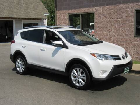 2014 Toyota RAV4 for sale at Advantage Automobile Investments, Inc in Littleton MA