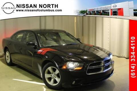 2013 Dodge Charger for sale at Auto Center of Columbus in Columbus OH