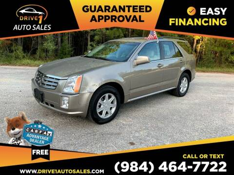 2004 Cadillac SRX for sale at Drive 1 Auto Sales in Wake Forest NC
