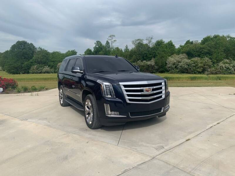 2017 Cadillac Escalade for sale at Ace Auto Sales - OUTSIDE FINANCEABLE CARS WITH 500+ CREDIT SCORES in Fyffe AL